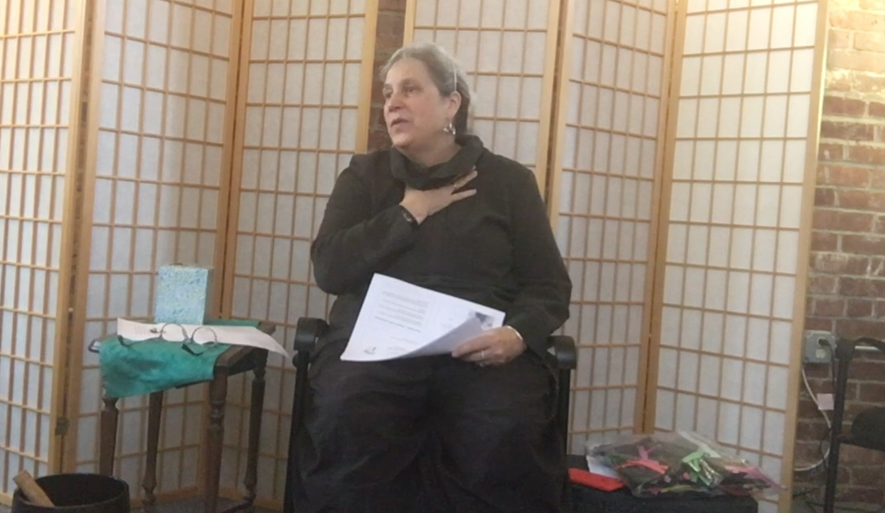 Windhorse Talks: Deb Dana Presentation And Workshop On Polyvagal Theory